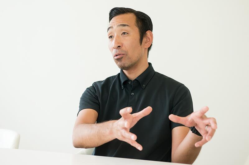 株式会社フォーインクス 秋山 寛