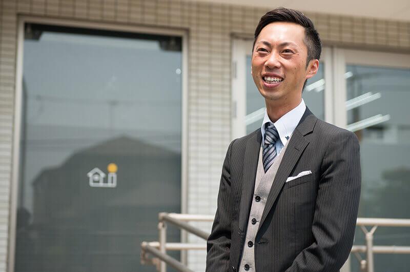 売り主の窓口株式会社 池田 翔
