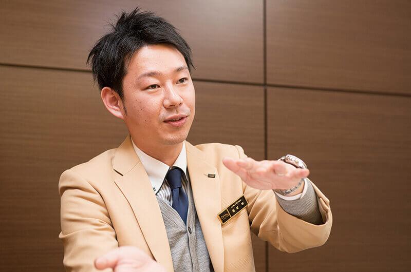 株式会社マルヨシ 尾城 学