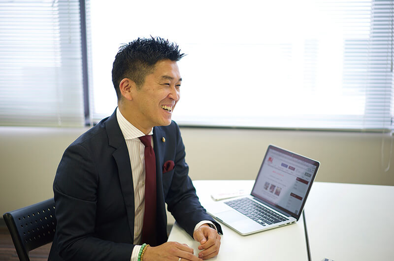 株式会社アンビシャス 小川 猛志