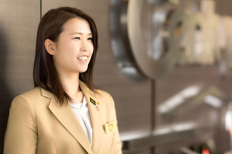 株式会社ヨコハマ地所 伊藤 莉乃