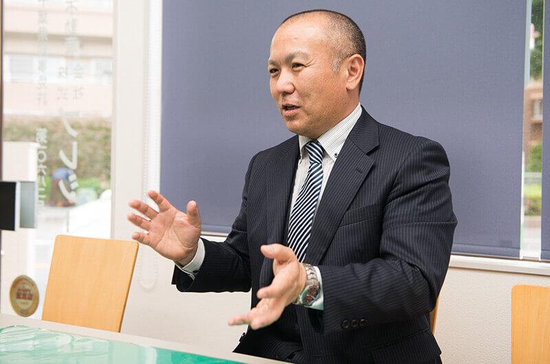 株式会社プレシーク 柴田 誠