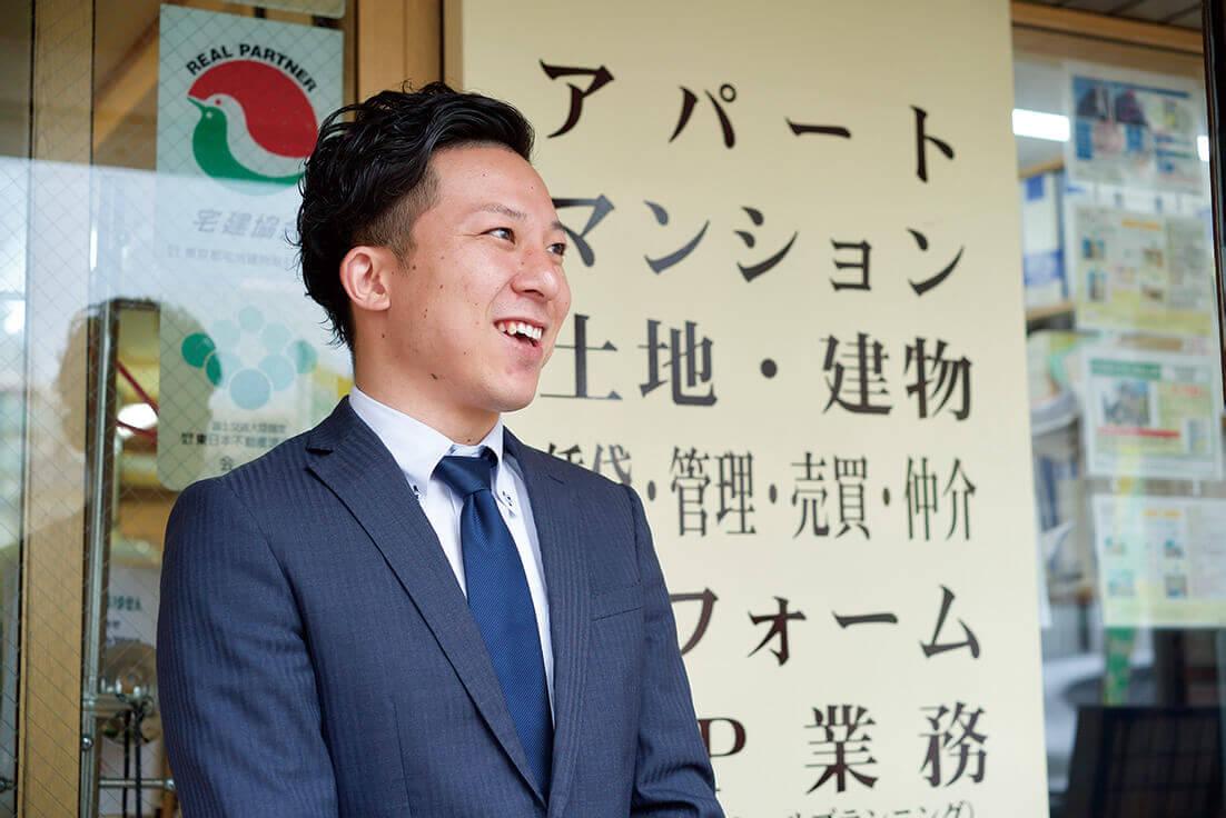 株式会社ハウジングサクセス 島﨑 湧太