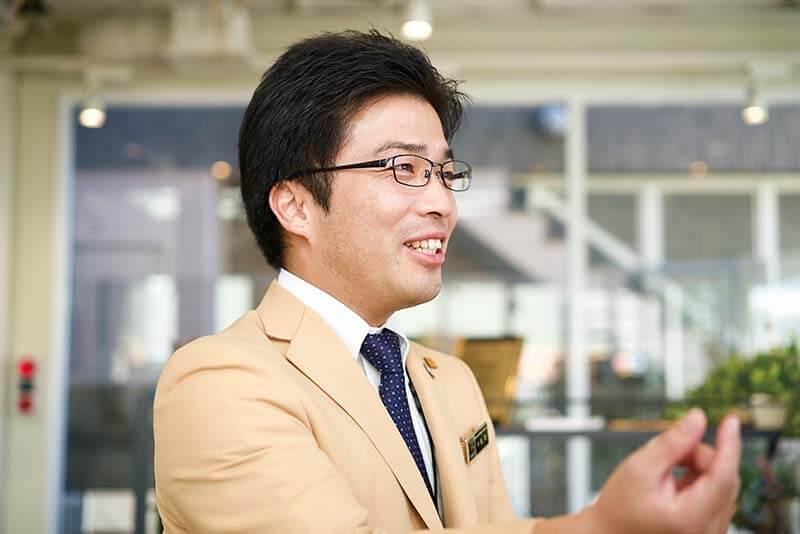 株式会社アクロスコーポレイション 小島 豊