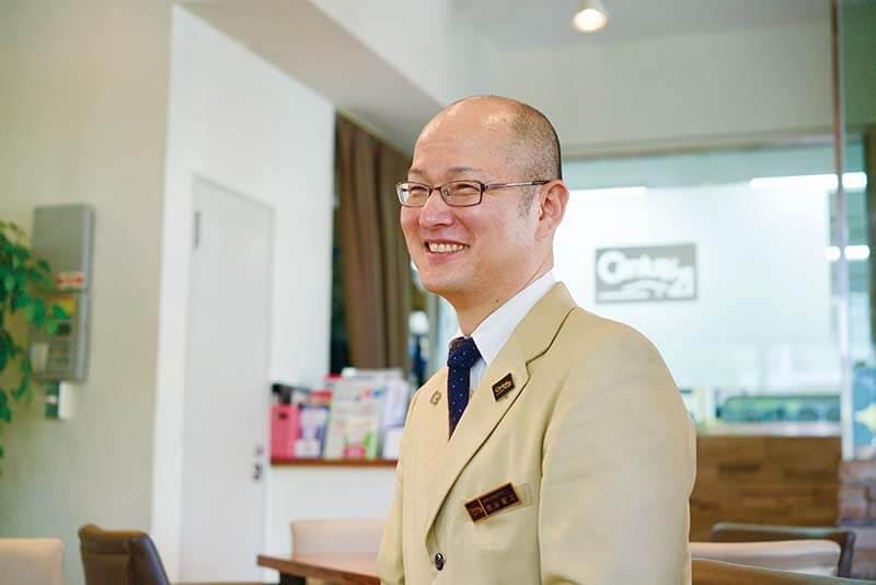 株式会社エイワーク 茂山 聖二