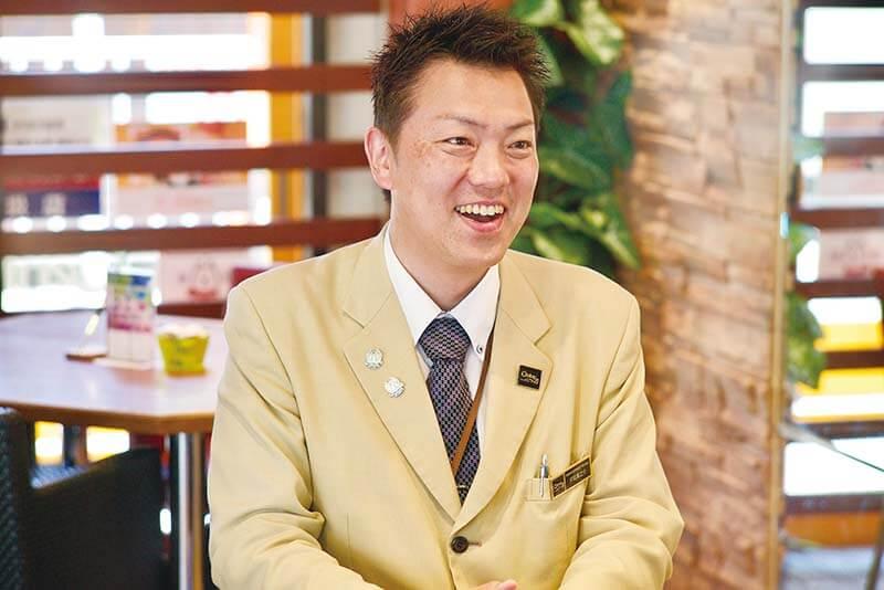 株式会社アクロスコーポレイション 片牧 真之介