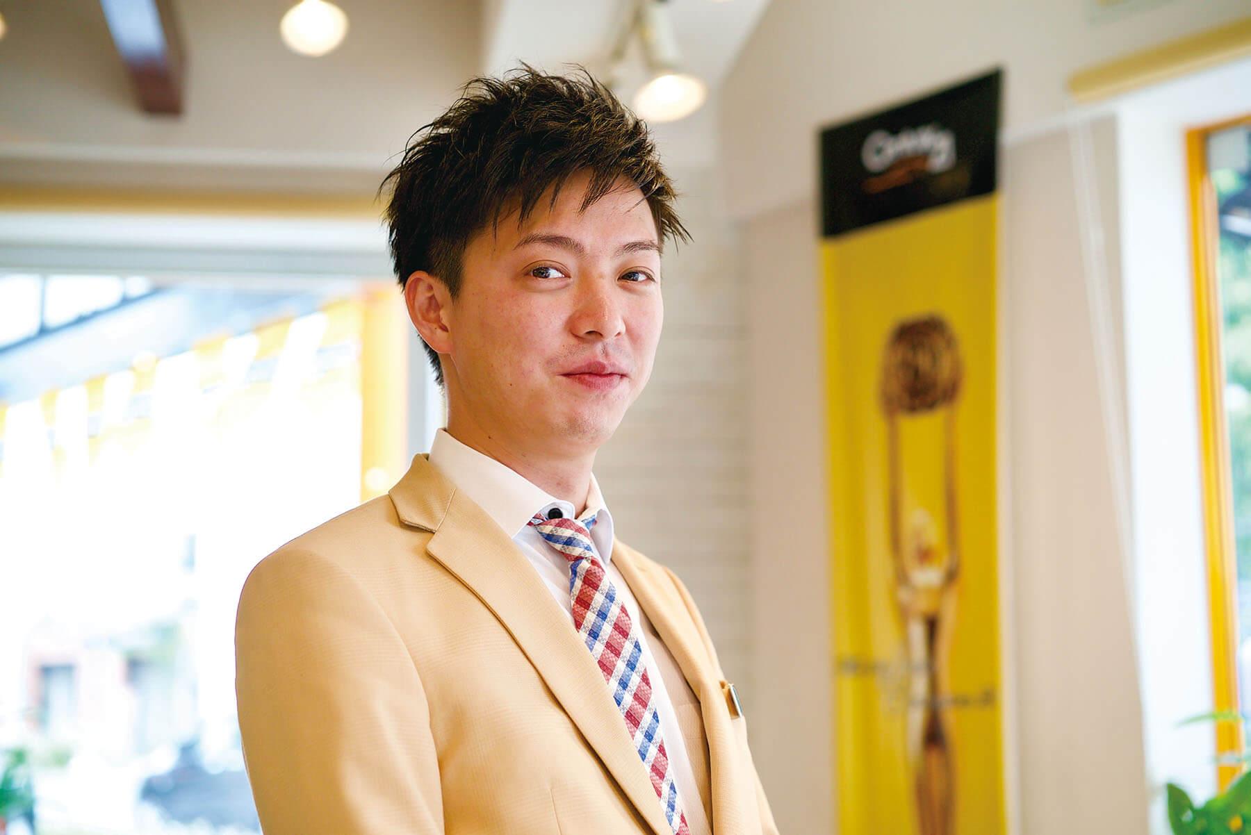 株式会社アクロスコーポレイション 吉田 翼