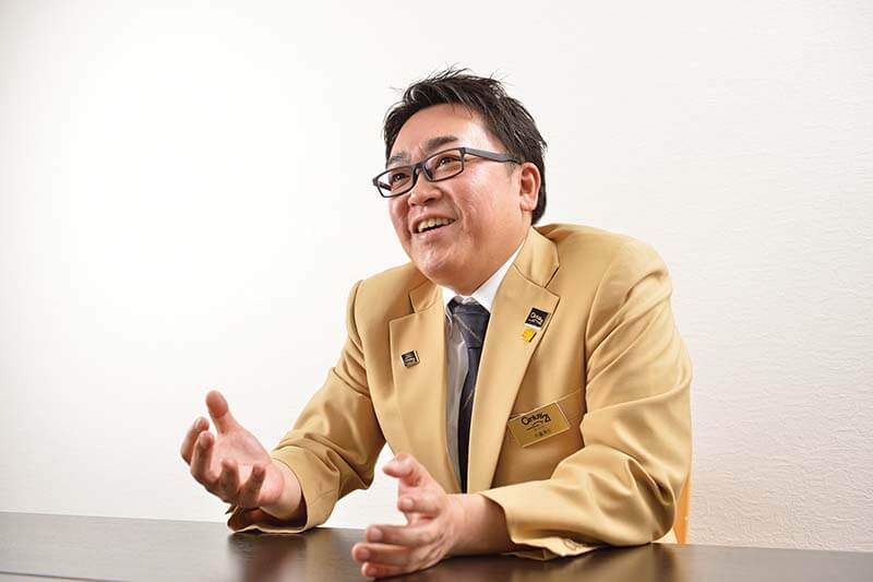 株式会社A-ハウス 大盛 淳也