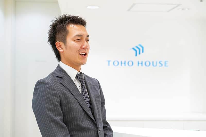 株式会社東宝ハウス横浜 松谷 亘