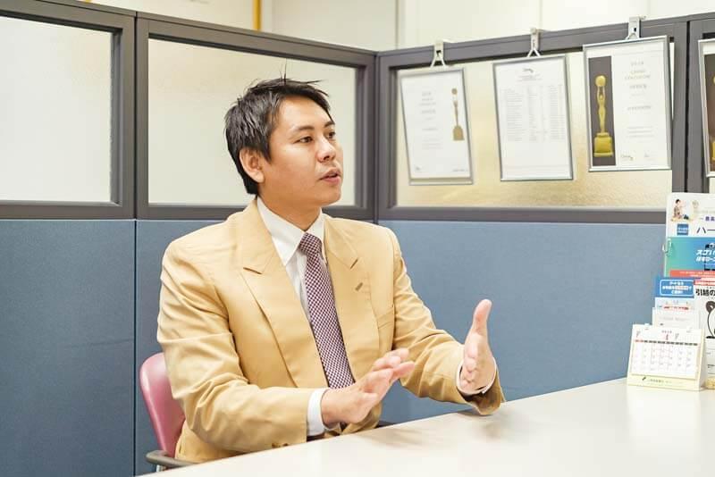 株式会社アイ建設 大山 淳史