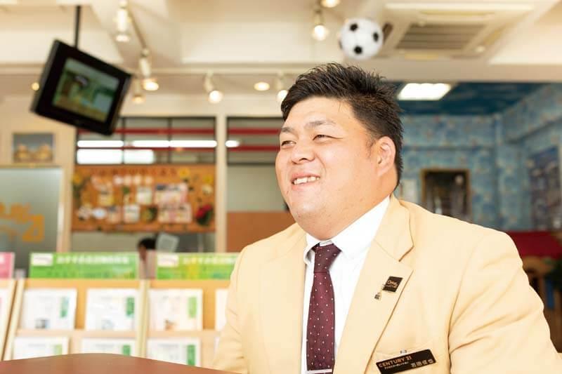 株式会社アクロスコーポレイション 石田 征也