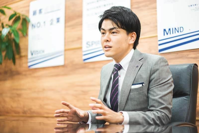 株式会社東宝ハウス杉並 吉川 恵悟
