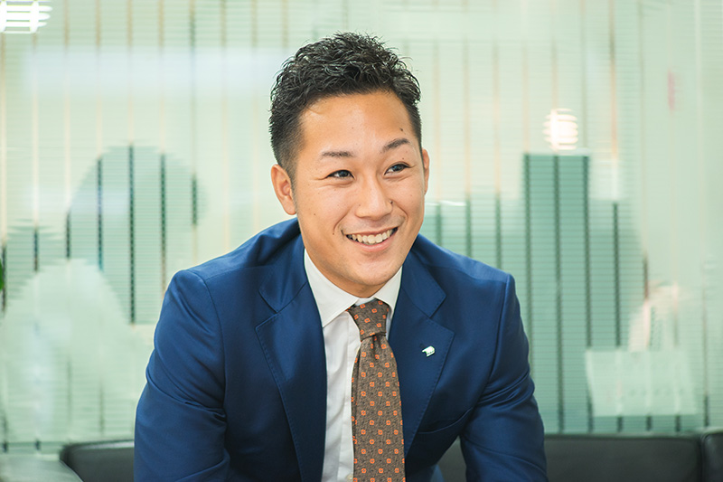 株式会社東宝ハウス武蔵野 平田 奨悟