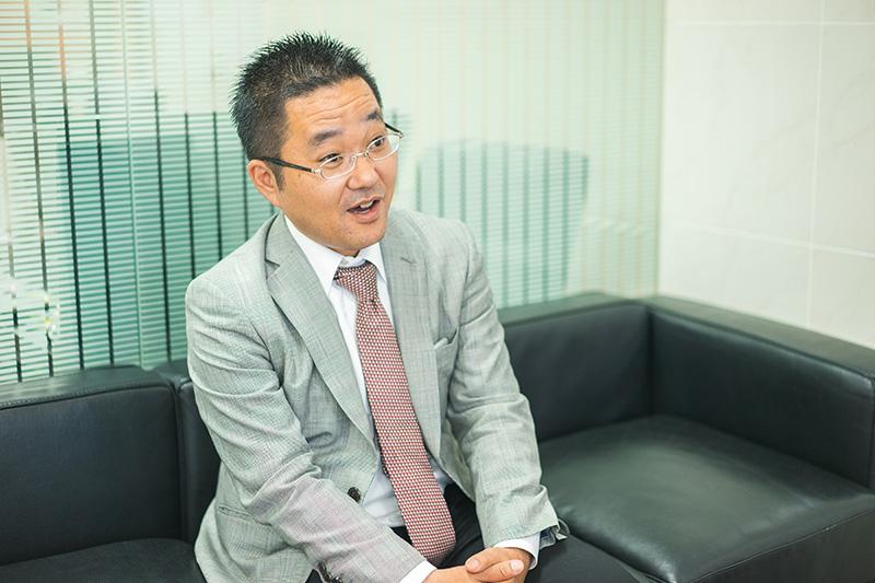 株式会社東宝ハウス武蔵野 藤澤 昌志