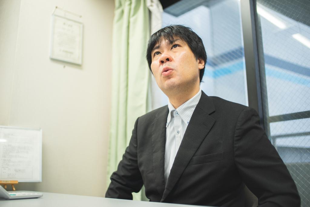 株式会社笹林エスクロー 笹林 洋平