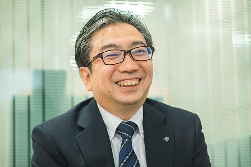 株式会社東宝ハウス武蔵野 佐藤 謙
