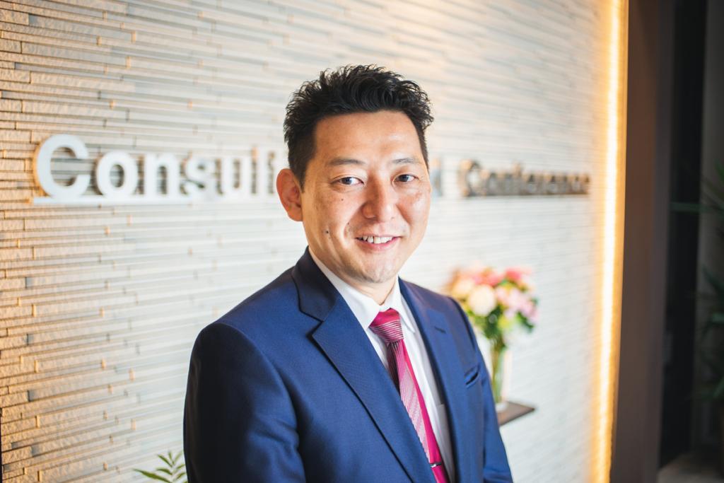 株式会社K-コンサルティング 大澤 健司