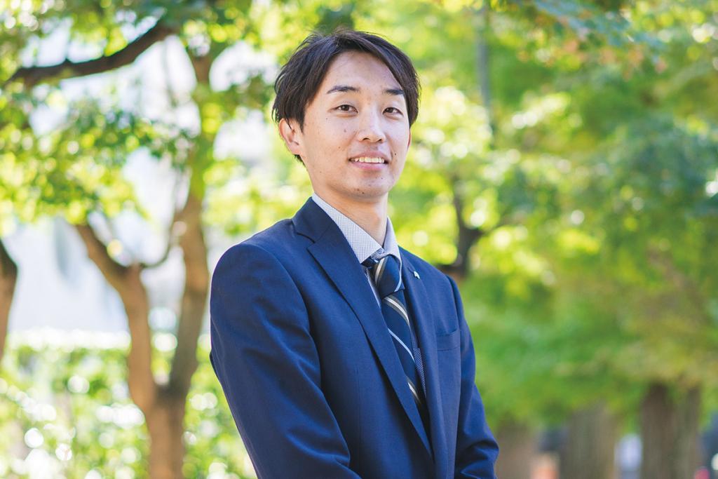 株式会社東宝ハウス武蔵野 柳谷 雄太