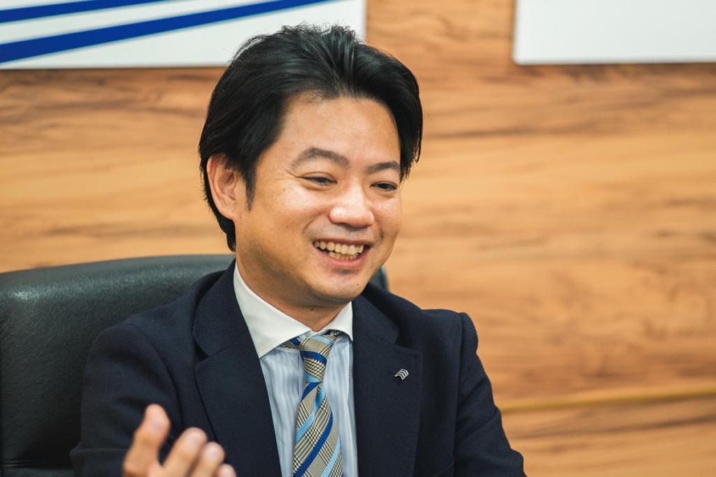 株式会社東宝ハウス武蔵野 馬場 雅宏
