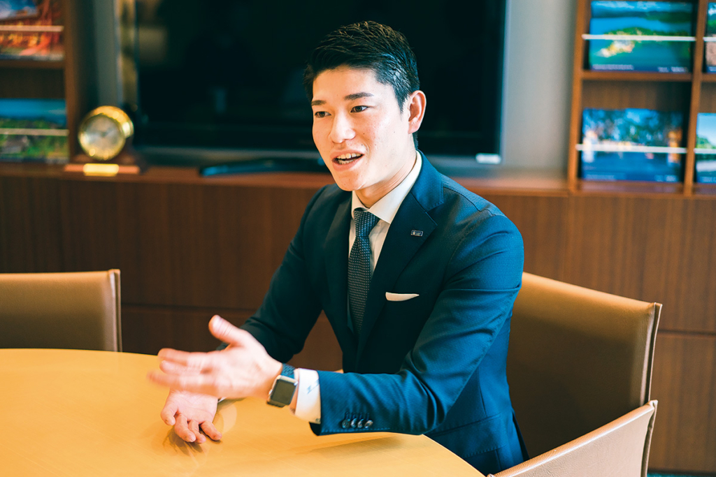 リストインターナショナル リアルティ株式会社 加藤 健太