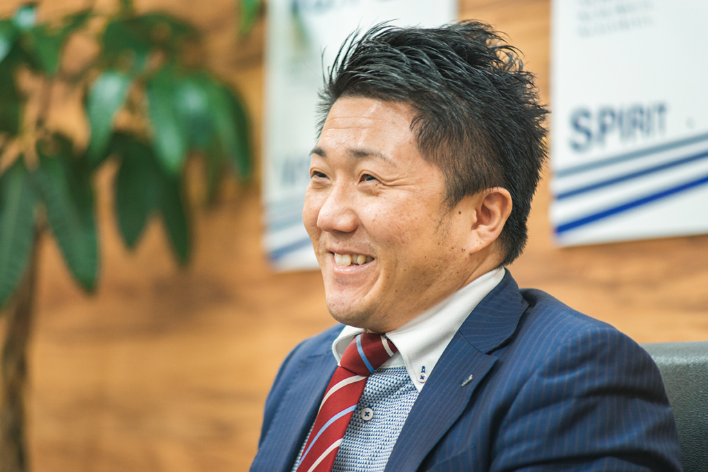 株式会社東宝ハウス武蔵野 塚本 智和