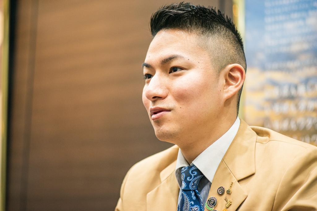 株式会社ヨコハマ地所 与那嶺 蓮太郎