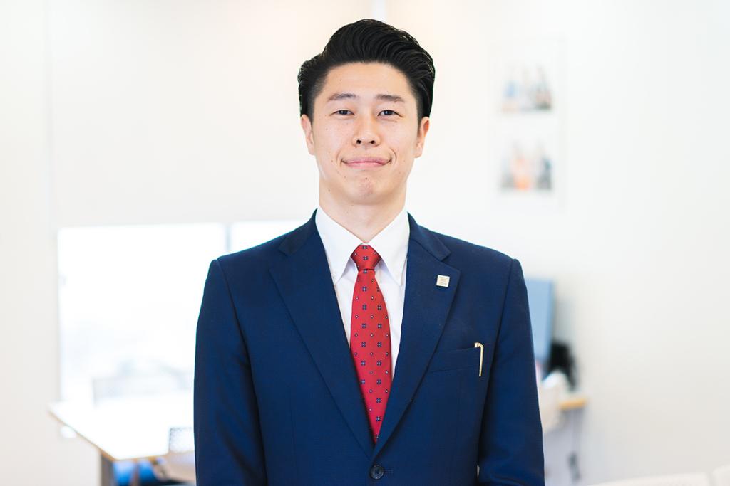 株式会社東宝ハウス城東 髙橋 遼